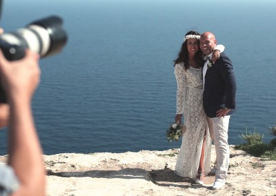 Eva + Rául en Formentera